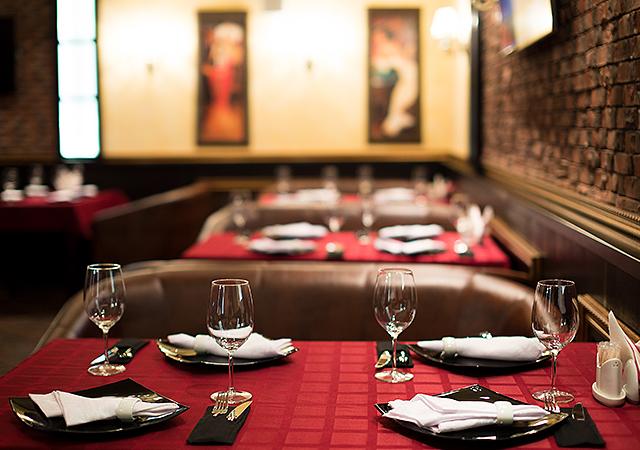 Cамый нежный и романтический вечер года в ресторане DAVIDOF