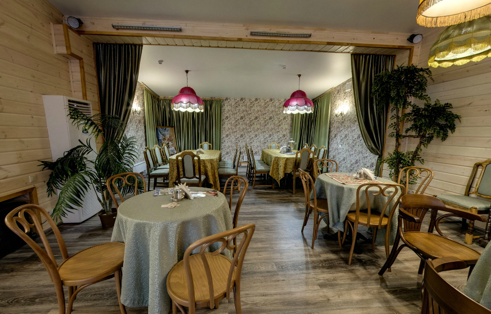 Солоха, бар-ресторан
