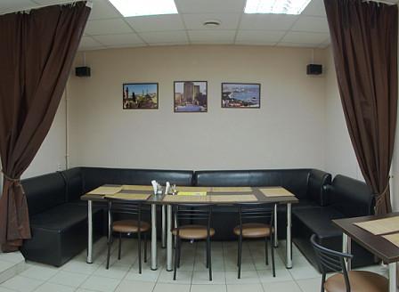 Баку, шашлычная