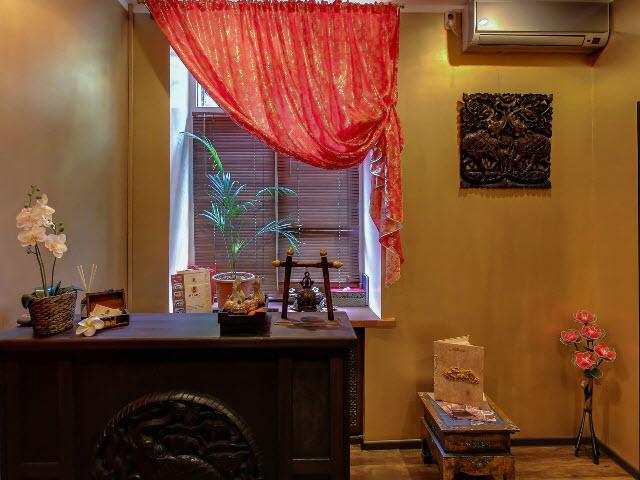 Ирбис Тай Спа, массажный салон