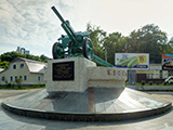 Памятник Артиллеристам