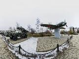 """Памятник """"Военная техника"""""""