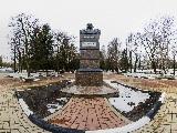 Памятник маршалу СССР Жукову Г.К.