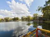 Солдатское озеро в парке им. Якутова