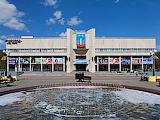 Площадь дворца культуры «Подмосковье»