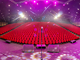Event Hall концертный зал в Сити-парке Град