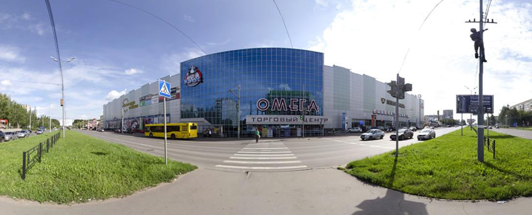 ОМЕГА, торгово-развлекательный центр