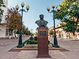 Бюст В.В.Ненашева