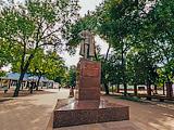 Памятник М.Горькому