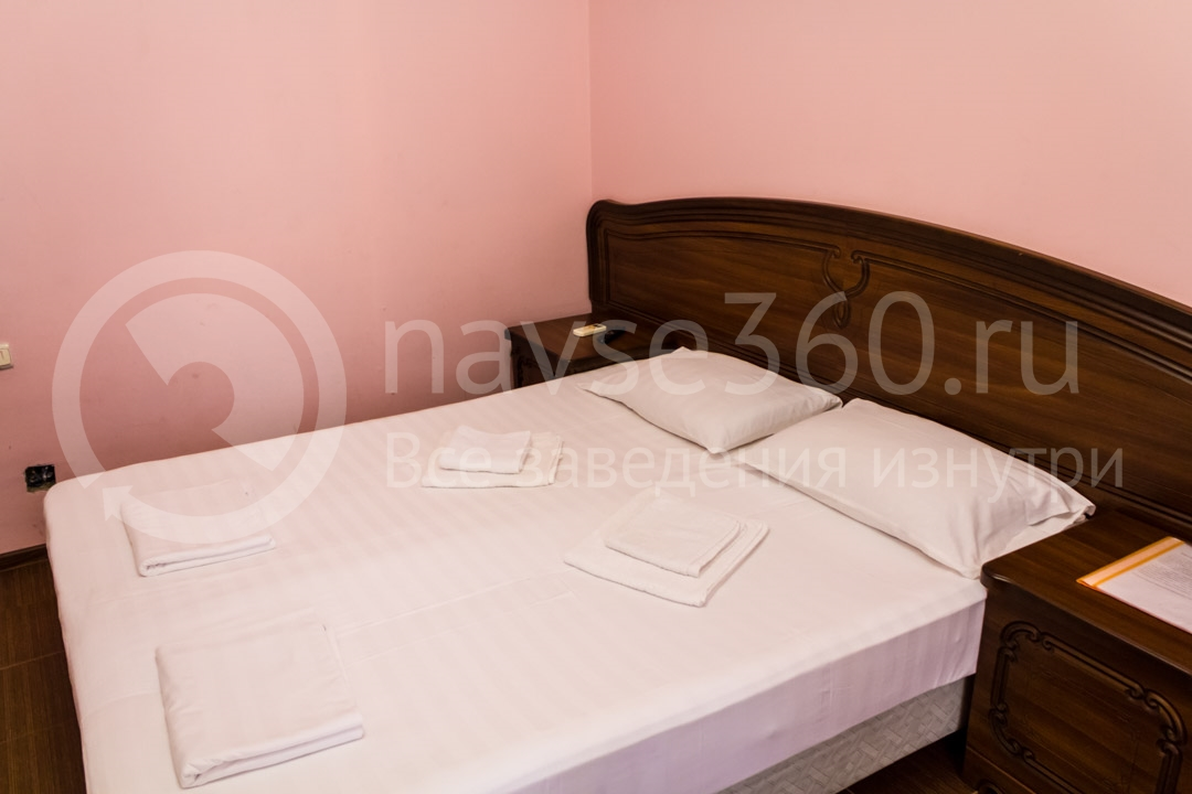 Номер в отеле Leo Grand в Сочи 8