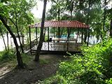 Мухинка, база отдыха (Летом)