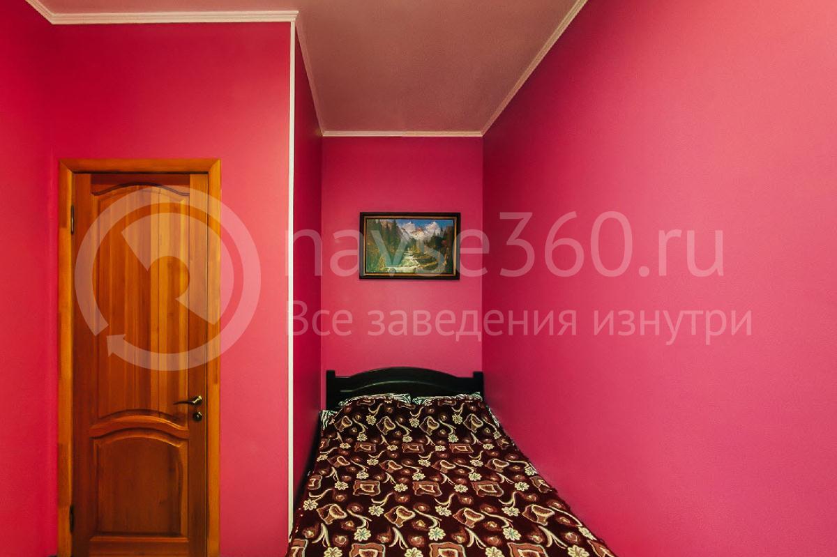 Гостевой дом Турист, хутор Гуамка Краснодарский край, номер