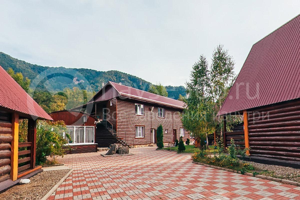 База отдыха Теремок, Гуамка, территория 1