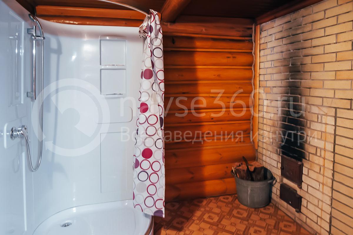 База отдыха Теремок, Гуамка, баня