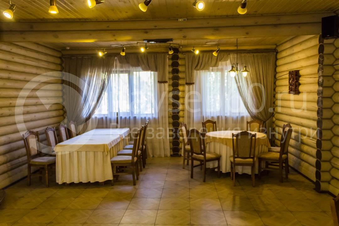 Кафе внутри Salmo в Сочи, Красная поляна 2