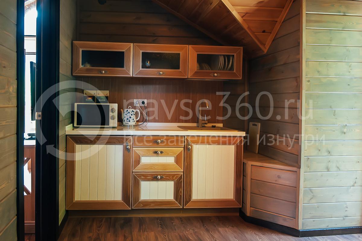 Гостиница Вершина, Краснодар, Гуамка, кухня
