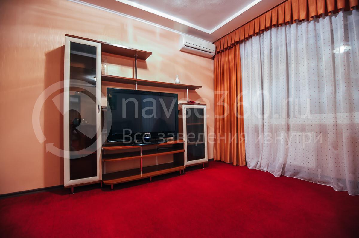 Отель Гуамка, Краснодар, люкс 1