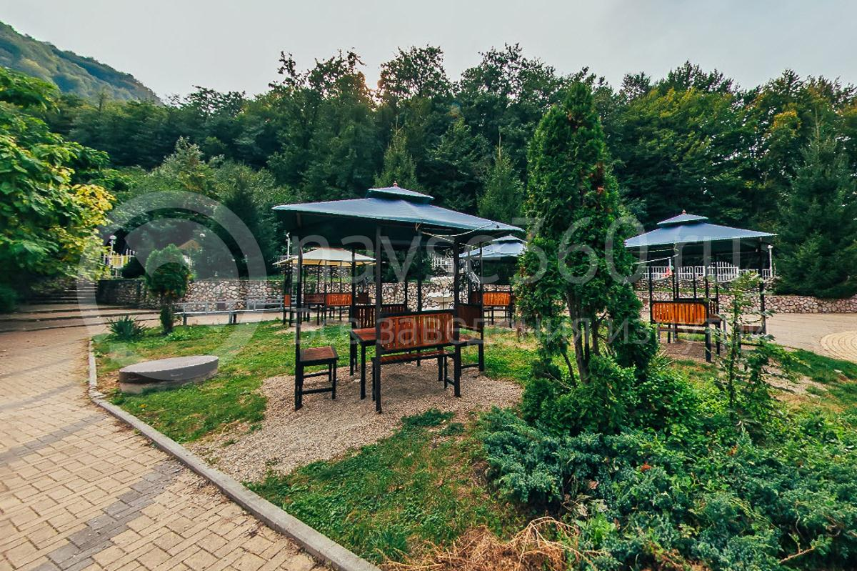 Отель Гуамка, Краснодар, территория