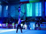 Всероссийские соревнования по спортивной акробатике, посвященные памяти мастера спорта международного класса Р. Хафизова
