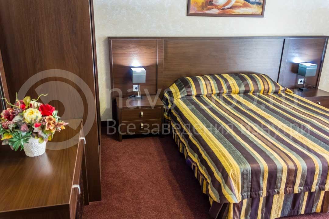 Номер в гостинице Абрис в Сочи