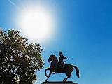 Памятник Кубанскому казачеству