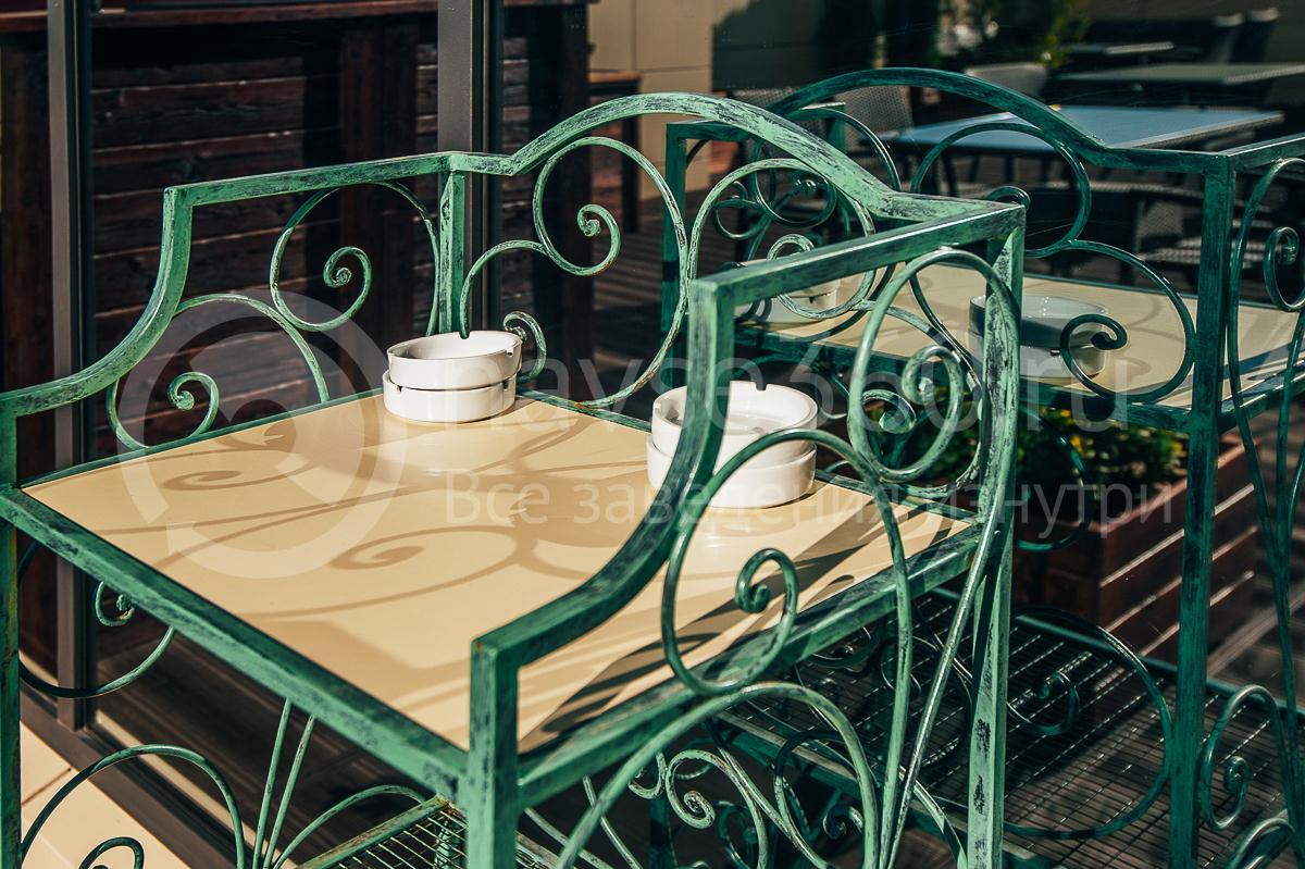 Ресторан La Веранда, ТЦ AVM Краснодар, летняя терраса