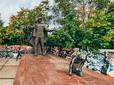 Памяти преподавателей и студентов КубГУ, погибших в годы Великой Отечественной войны, мемориальный комплекс