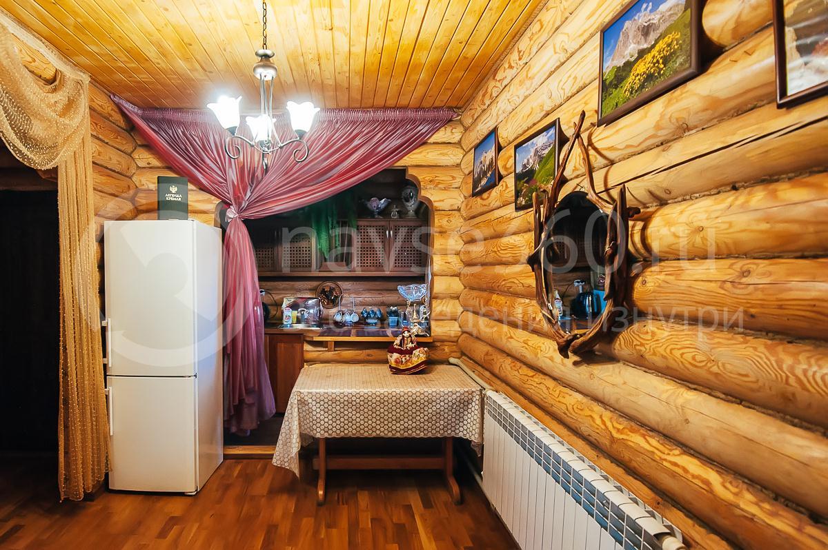 Гостевой дом Эко Дом, Гуамка, кухня