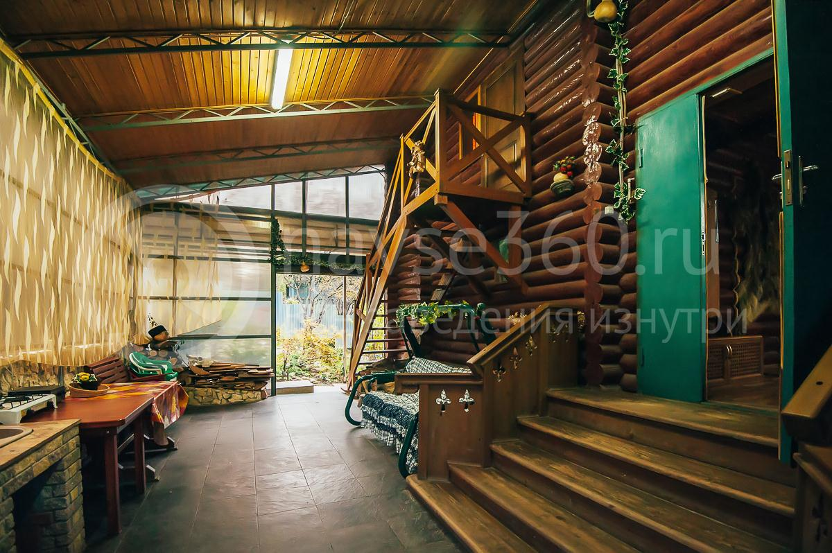 Гостевой дом Эко Дом, Гуамка, место для отдыха