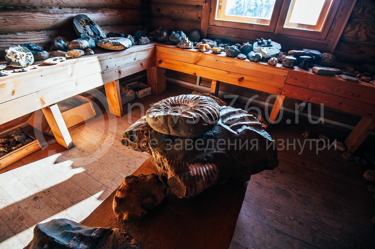Турбаза Горная Кубань Мезмай, музей