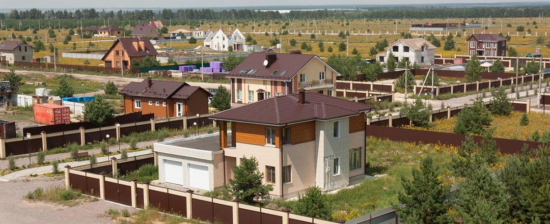 Коттеджный поселок под Воронежем «Снегири»