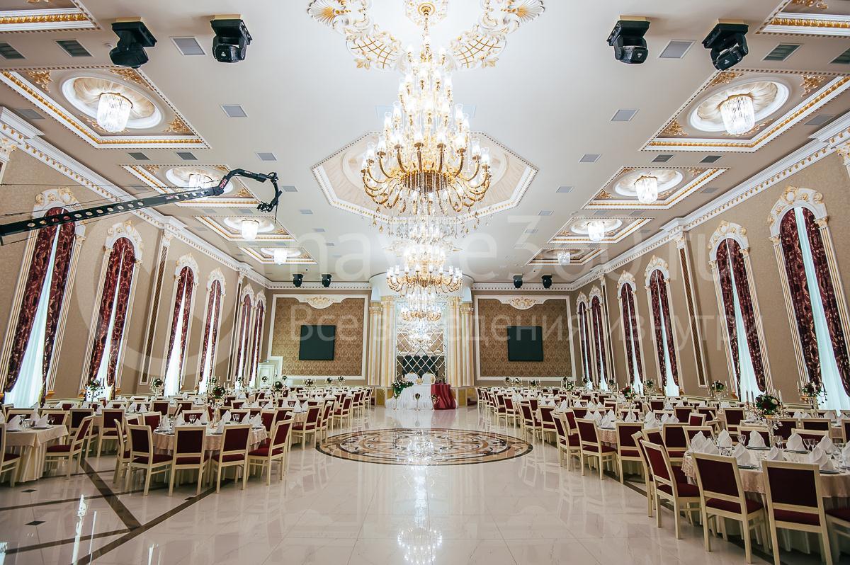 Ресторан, Банкетный зал, Опера палас, Краснодар, зал на 350 человек