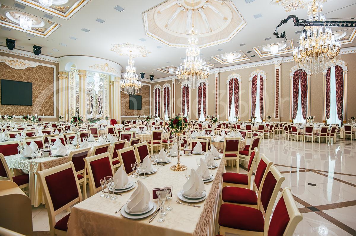 Ресторан, Банкетный зал, Опера палас, Краснодар, зал на 350 мест