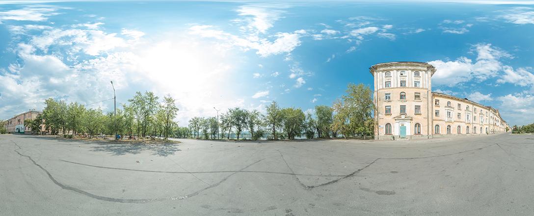 Посёлок Шлюзовой