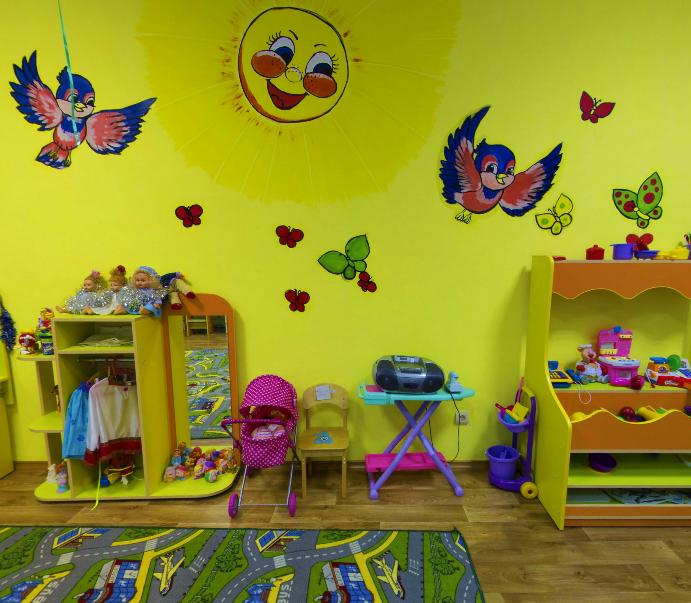 Мэри Поппинс, частный детский сад в п. Ростоши