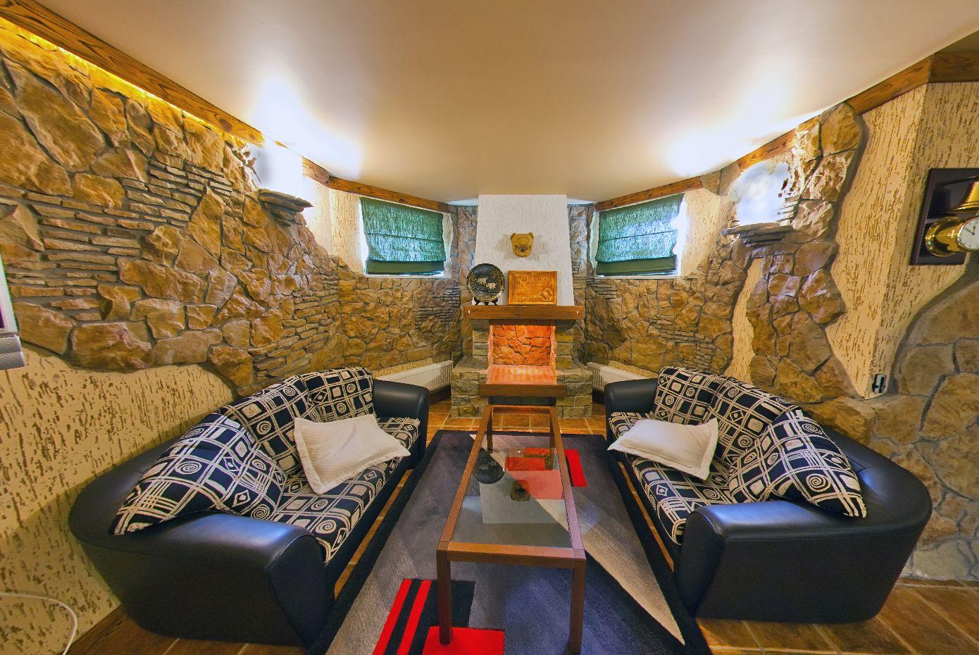 Купить дом в Анапе с каминной