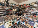 Поляна, магазин виниловых пластинок