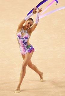 Всероссийские открытые соревнования по художественной гимнастике «Юные грации»