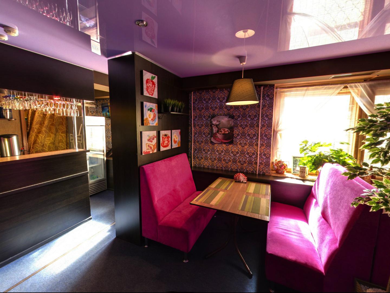 Кафе Маруся   MARUSYA. LOUNGE BAR & CAFE