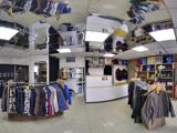 Бирка, магазин молодежной одежды