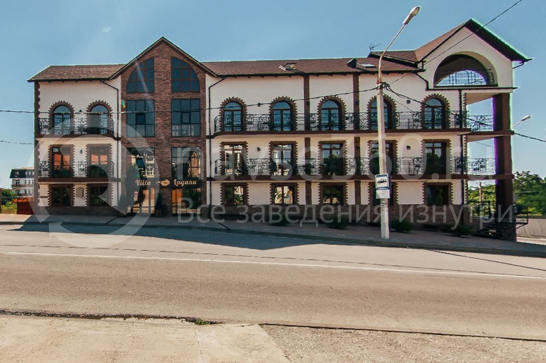 Отель Вилла Лагуна Геленджик голубая бухта 16
