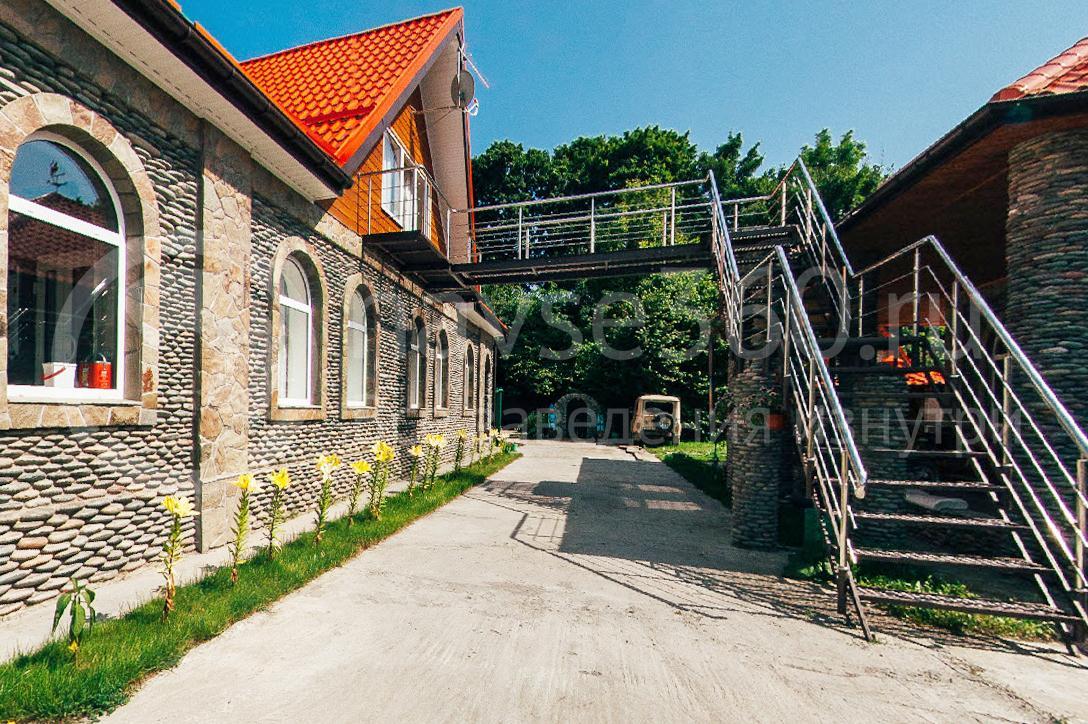 база отдыха маяк краснодар даховская 07