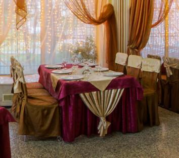 Троя, ресторан