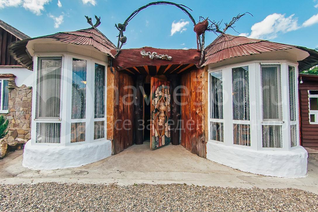 отель домик в деревне даховская краснодар 04