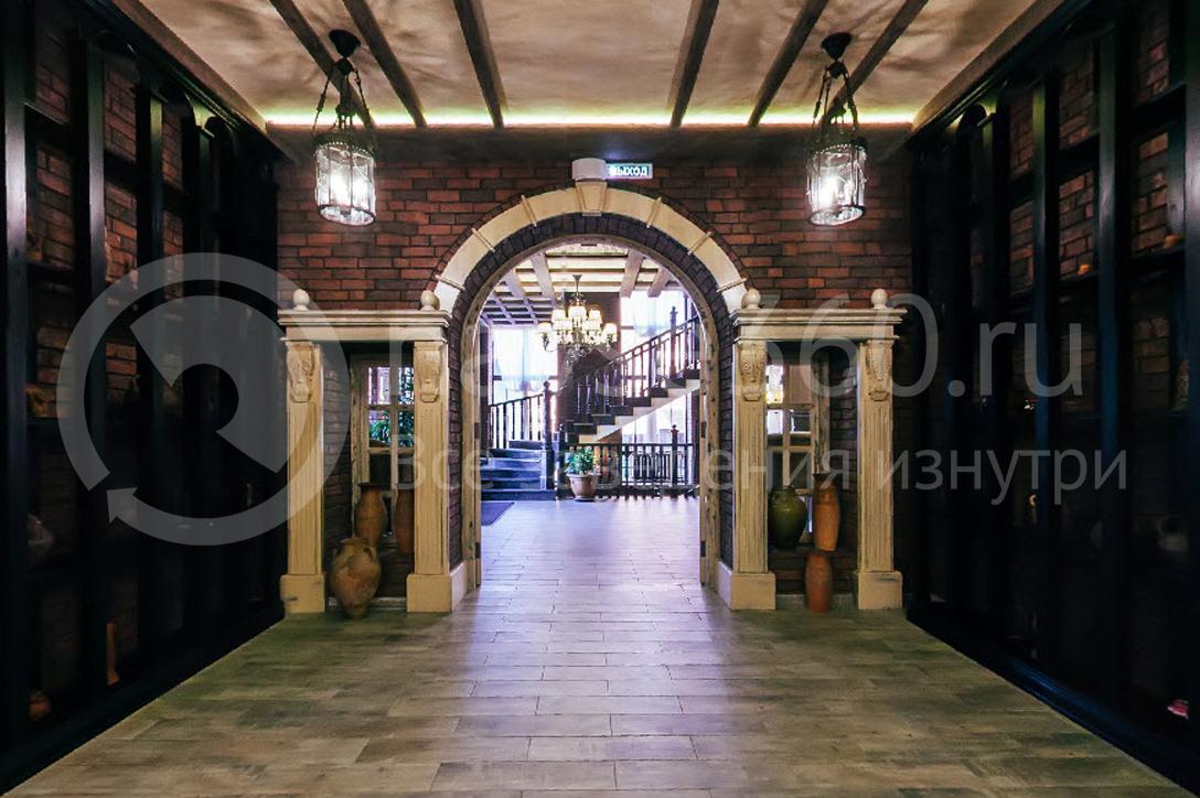 ресторан, банкетный зал старый город, краснодар 09