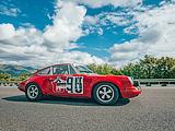 Монобрендовое штурманское ралли Porsche