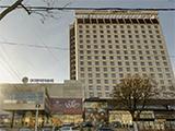 Континент, гостиница