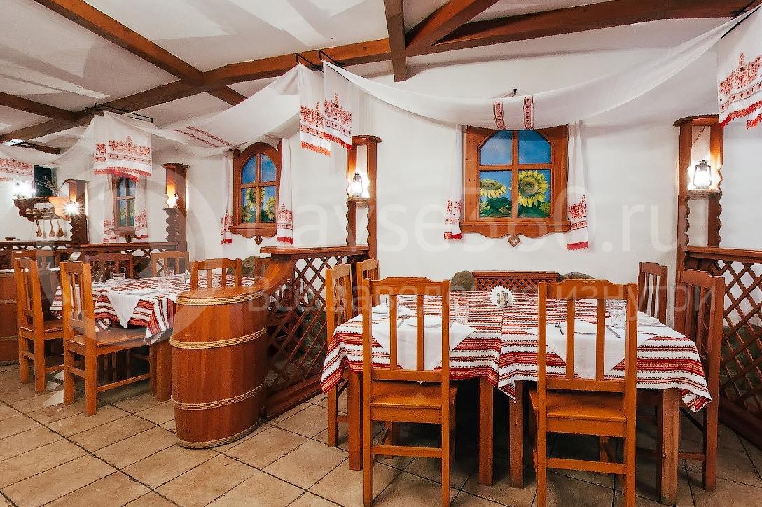 ресторан казачий хуторок краснодар хата казака
