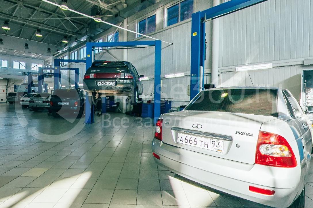 Первый лада центр автосалон краснодар 11
