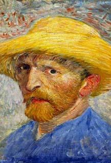Выставочный проект «Ван Гог. Симфония цвета»